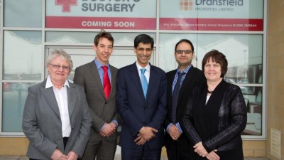 Doctor's practice announces move to brand new premises at Lime Square in Openshaw