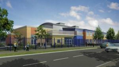 TOWN CENTRE REDEVELOPMENT INCLUDES PLANS FOR BRAND NEW SCHOOL!