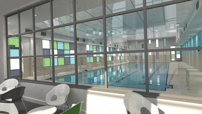 New pool plans for Stocksbridge submitted to City Council planners