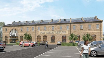 Plans approved for a new community pool at Fox Valley in Stocksbridge