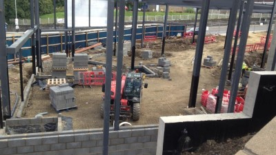 Gateway project takes shape in Penistone, South Yorkshire
