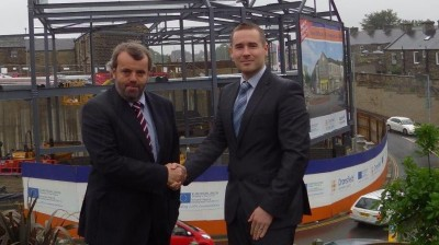 Estate agency joins line up at Penistone�s new Gateway project