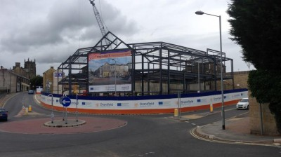 Good progress made on Penistone's Gateway Project