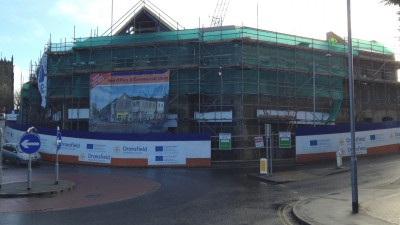 Gateway Project nearing completion in Penistone
