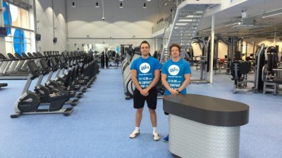 The Gym counts down to opening at Lime Square
