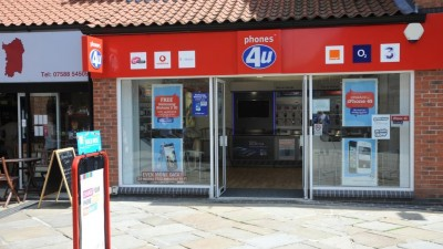 Vodafone buys former Phones4U store at Selby's Market Cross