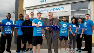 Brand new gym welcomed at Openshaw's Lime Square