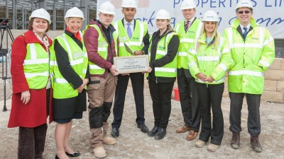 Shadow business minister visits £42 million Fox Valley development in north Sheffield