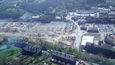Fox Valley town centre development on schedule for spring 2016 opening