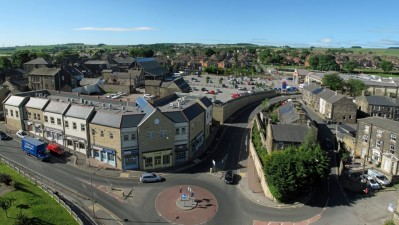 Penistone town centre development shortlisted for national award