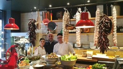 Italian restaurant selects Sheffield's Fox Valley for its first venture outside London