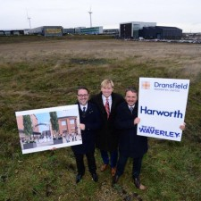 Partnership to deliver new £50 million mixed-use scheme for South Yorkshire