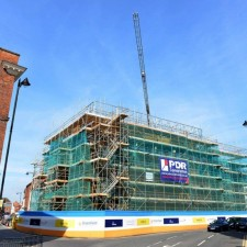 Milestone in Gainsborough town centre transformation to be celebrated