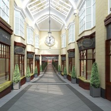 Award winning property firm to take over Stroud's Merrywalks Centre
