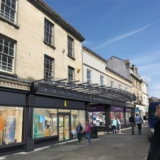 Plans submitted to transform Stroud's Merrywalks Centre