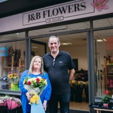 Business is blooming for new florist at Market Cross!