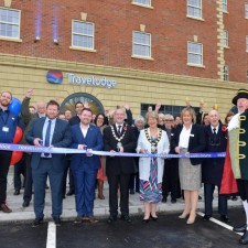 Gainsborough's Travelodge Opens for Business