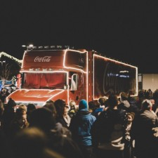 Coca Cola Truck to visit three DPL centres in the run up to Christmas