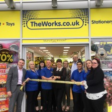 The Works Opens New Store at Lime Square