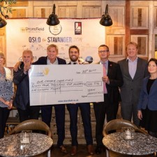Team Dransfield cyclists raise more than £60,000 for charity