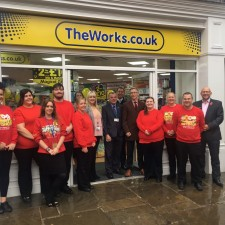 The Works Opens New Store at Market Cross