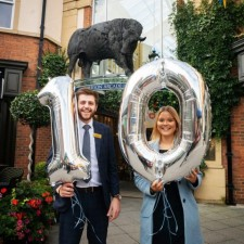 Sanderson Arcade Celebrates 10th Anniversary in Morpeth!