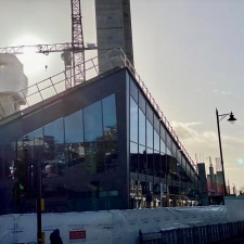 East Ham development starts to take shape