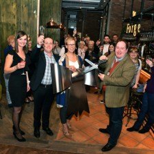 Gainsborough抯 brand-new restaurant and bar is unveiled