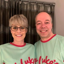 Dronfield Couple Take on 10km Challenge for Charity