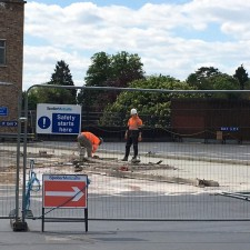 Work re-starts on Stroud抯 new town centre redevelopment