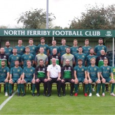 Dransfield Properties supports North Ferriby Football Club