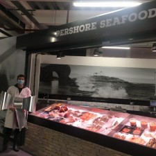 Stroud's new indoor market nets high quality fishmonger