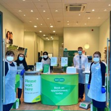 £30k store investment revealed as Specsavers Fox Valley remains open with safety in sight