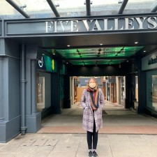Rachel Joins the Five Valleys Team!
