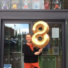 Sweet Tradition Gainsborough celebrates its 8th birthday this month!