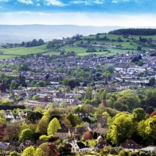 Stroud named as Britain's best place to live by the Sunday Times