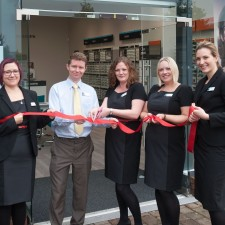 New vision for Gainsborough opticians, as Vision Express unveils new store at Marshall�s Yard