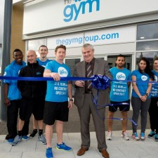 Brand new gym welcomed at Openshaw�s Lime Square