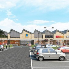 Aldi announced as anchor food store at �42 million Fox Valley scheme