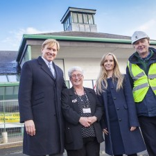 Work starts on Morpeth's brand new town centre retail development