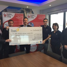 Pedal power boosts funding for cardiac screening for young people