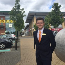 Joel takes on new role at Lime Square shopping centre