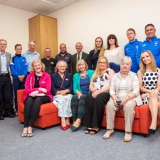 New media hub unveiled Barnabas Stobhill Centre