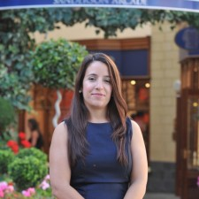 Filipa takes on new role at Sanderson Arcade in Morpeth