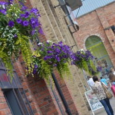 Gainsborough celebrates in Bloom success for town's fantastic floral displays