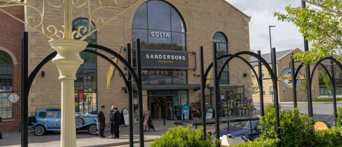 Sandersons Department Store, Fox Valley