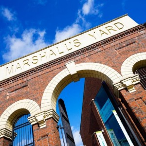 Marshall's Yard, Gainsborough